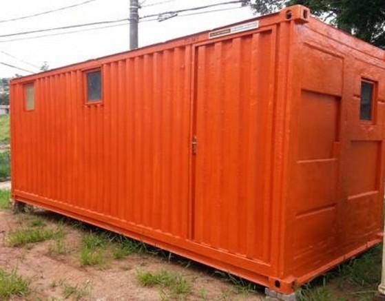 Alugar Container de Armazenamento Salesópolis - Container para Obras de Construção Civil
