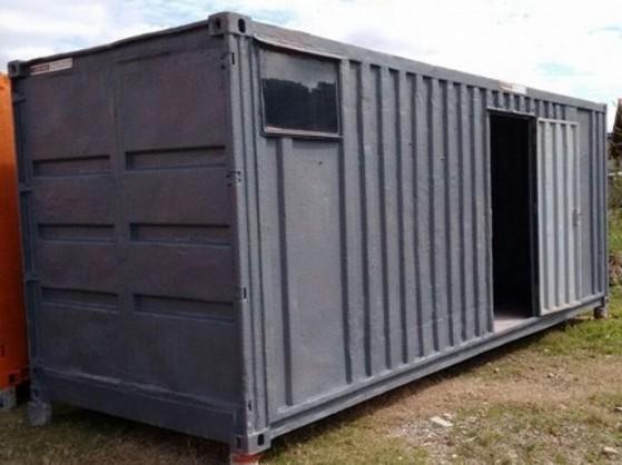 Alugar Container Escritório com Banheiro Jardim Europa - Container para Obras de Construção Civil