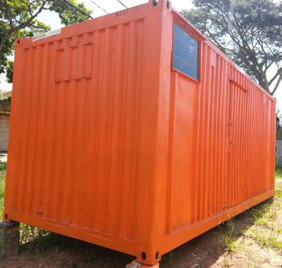 Alugar Container para Moradia Saúde - Container de Armazenamento de Carros