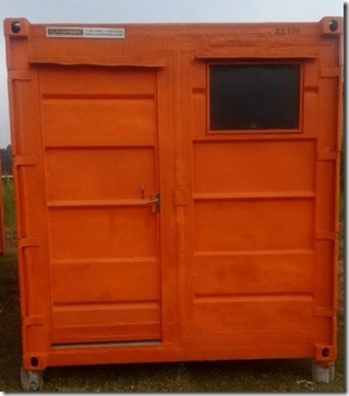 Alugar Container para Obras de Construção Civil Embu das Artes - Container para Obras de Construção Civil