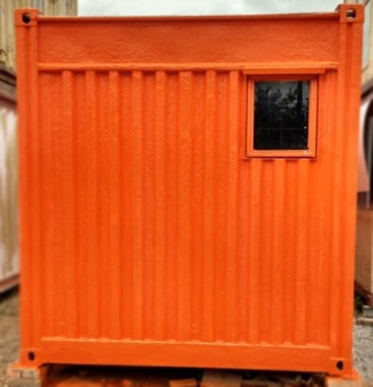 Alugar Container Valor Poá - Alugar Container com Banheiro