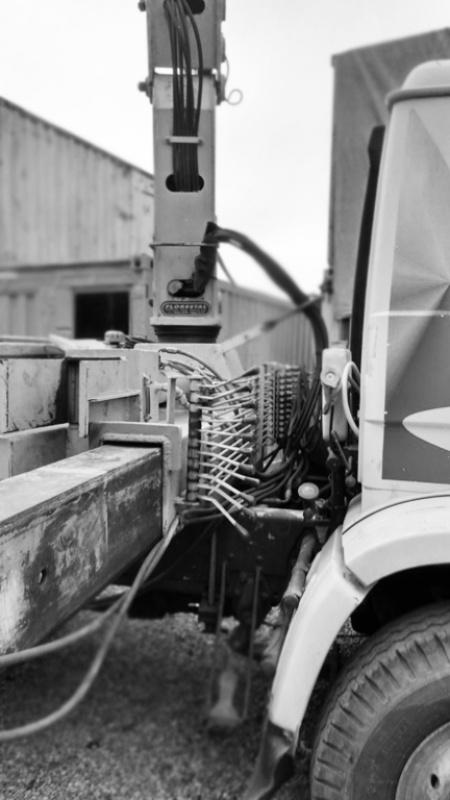 Caminhão Articulado para Içamento de Container Preço Tatuapé - Caminhão Carga para Içamento de Container