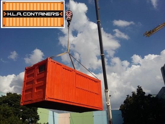 Caminhão para Içar Container Vazio Tremembé - Içamento de Container
