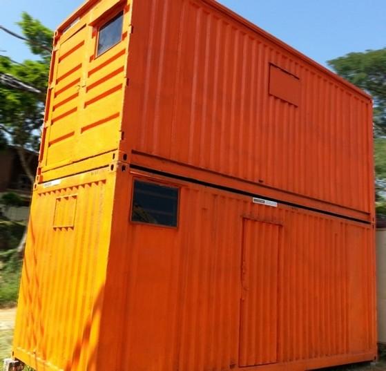 Caminhão para Transporte de Containers Guarujá - Caminhão Carga para Içamento de Container
