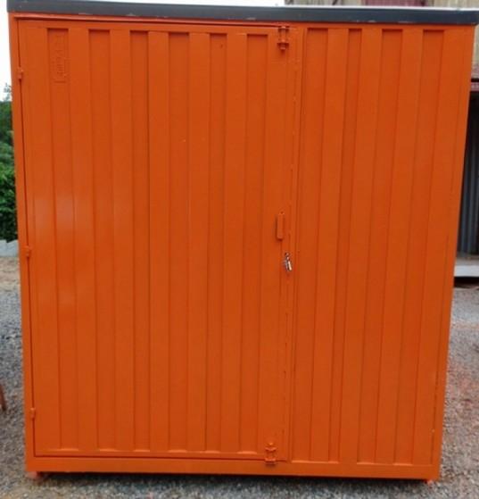 Container de Depósito Preço Parque São Lucas - Aluguel de Container para Depósito