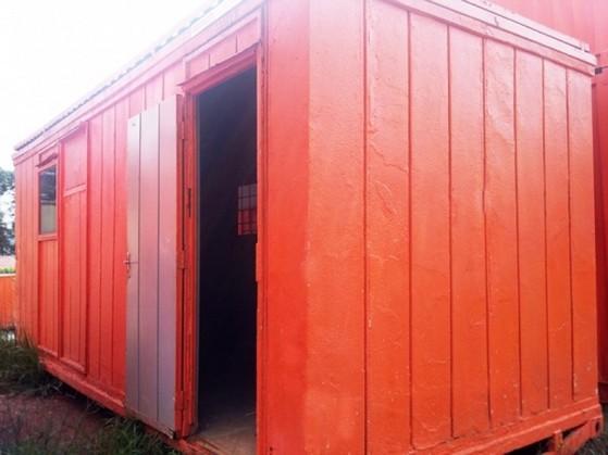 Container de Depósito Sp Santana de Parnaíba - Container de Depósito