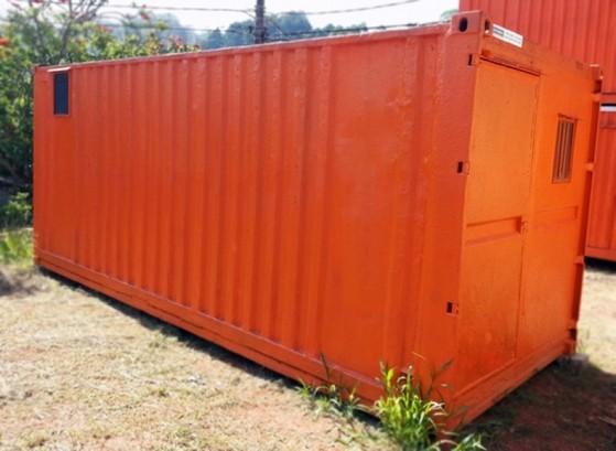 Container Depósito para Alugar Valores Limeira - Containers de Depósito