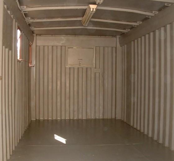 Container Depósito Preço Cidade Patriarca - Containers de Depósito