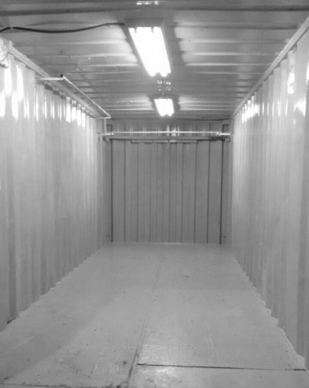 Container Depósito M'Boi Mirim - Container de Depósito