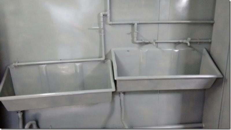 Container Escritório com Banheiro Preço Grajau - Container para Morar com Banheiro