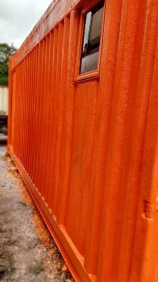 Container Habitável para Alugar Preço Água Rasa - Container para Habitação
