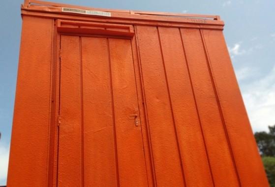 Container Habitável para Locação Vila Andrade - Alugar Container para Habitação