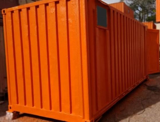 Container para Depósito Preço Consolação - Aluguel de Container para Depósito