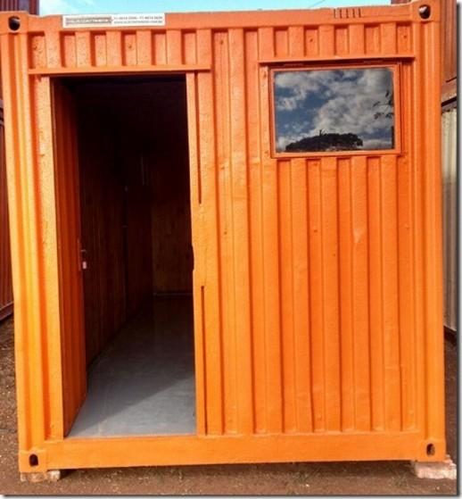Container para Moradia Preço Perus - Container para Obras de Construção