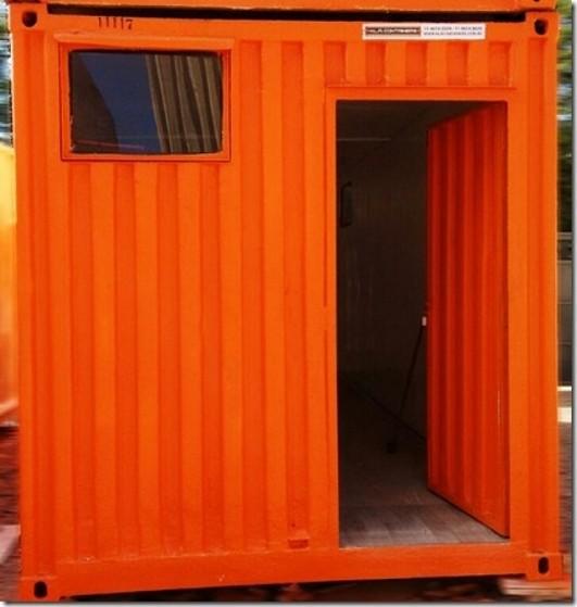 Container para Obras de Construção Preço Valinhos - Container para Armazenamento