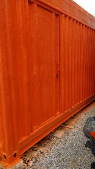 Container Tipo Depósito Luz - Containers para Depósito