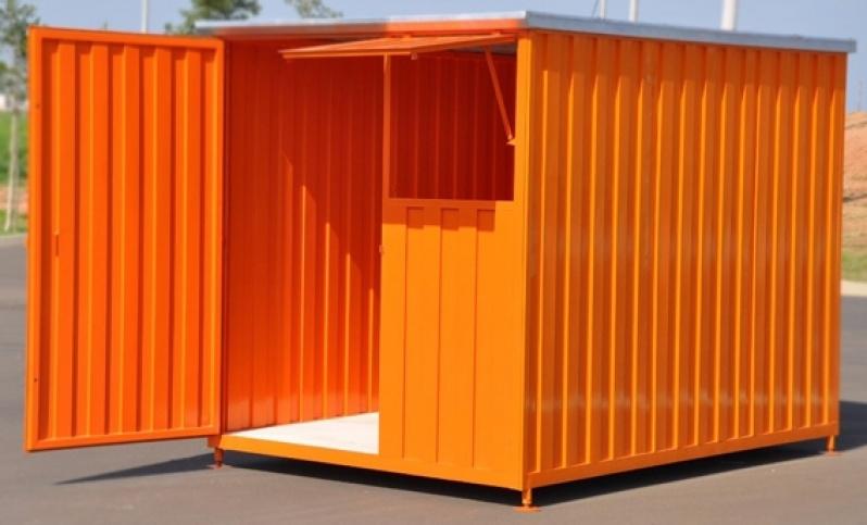 Containers de Depósito Sp Biritiba Mirim - Container de Depósito
