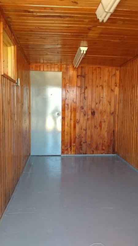 Containers Habitacional Pari - Container para Armazenar Ração