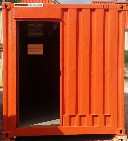 Containers Habitáveis Locação Glicério - Container para Habitação