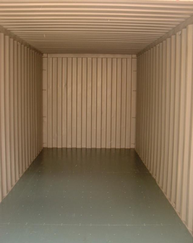 Containers para Armazenamento Salesópolis - Container para Obras de Construção Civil