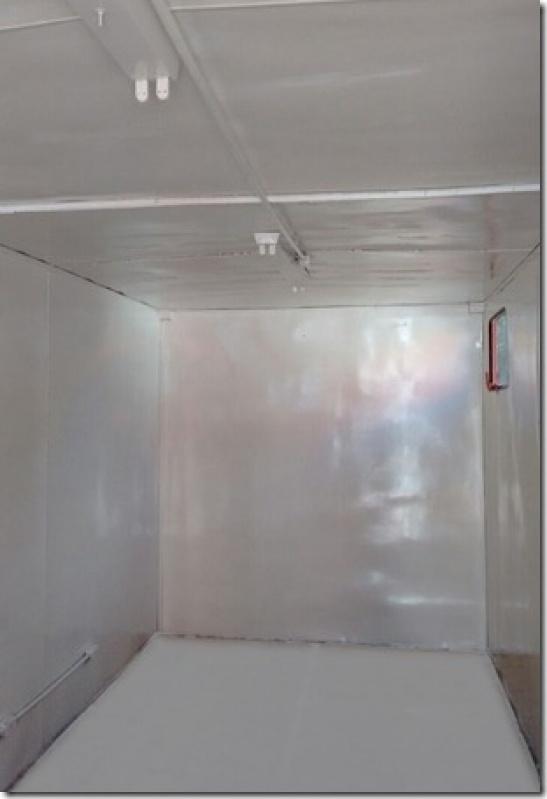Containers para Moradia Suzano - Container de Armazenamento