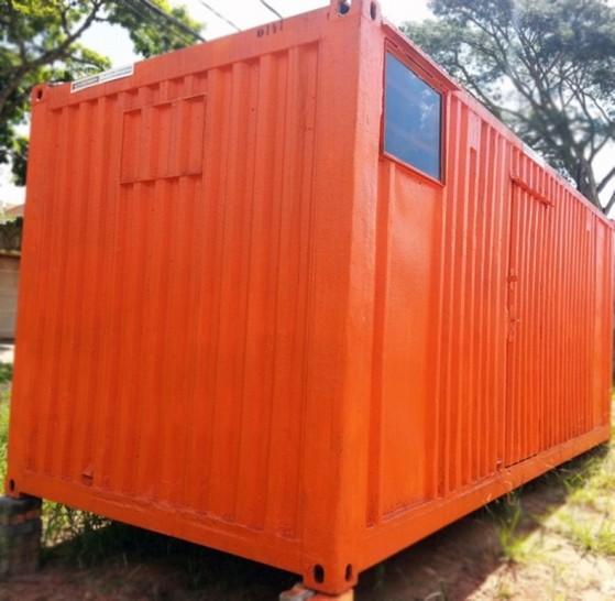Containers Usados para Depósitos São Bernardo do Campo - Container Depósito em Cotia