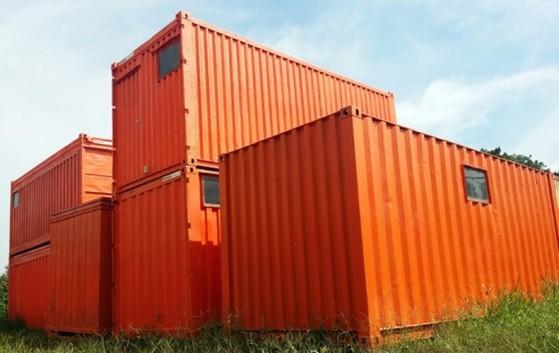 Empresa de Containers com Caminhão Articulado Poá - Içamento de Container Vazio com Caminhão Carga