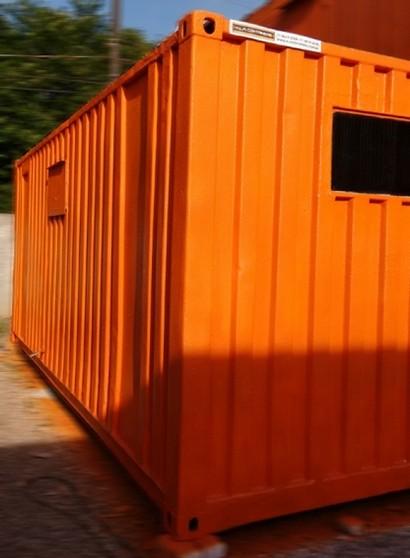 Empresa de Containers Depósito Cidade Tiradentes - Container para Depósito