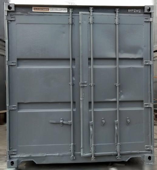 Empresa de Locação de Container de Obra para Locação Alphaville - Locação de Container de Obra