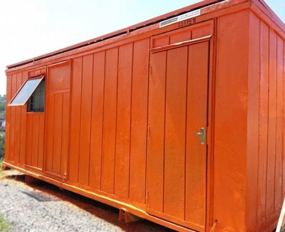 Empresa para Alugar Container Depósito Cidade Tiradentes - Container de Depósito