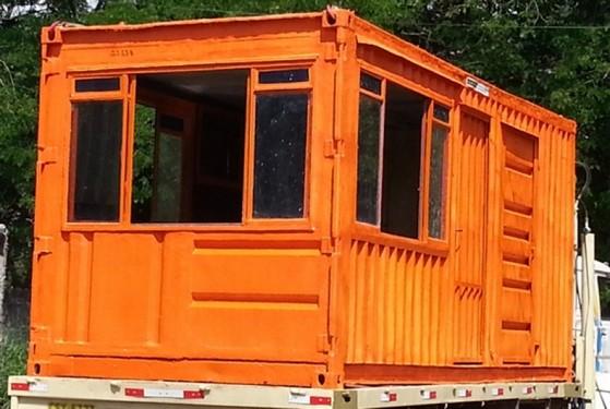 Empresa para Alugar Container Alphaville - Alugar Container com Banheiro