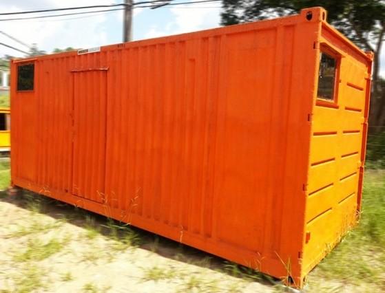 Empresas de Container Habitável Engenheiro Goulart - Container para Habitação