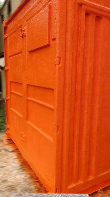 Içamento de Container Vazio Preço Rio Grande da Serra - Suspensão de Container Vazio com Caminhão Carga