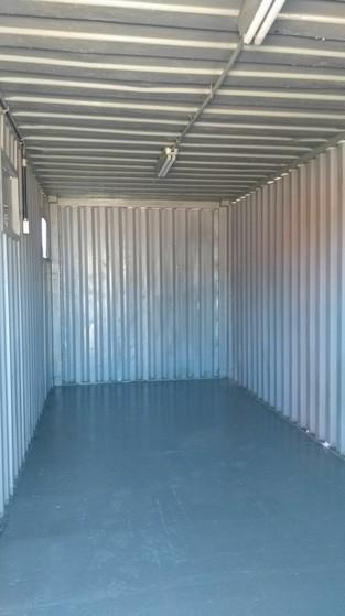 Locação de Container Canteiro de Obras Preço Santa Efigênia - Locação de Container de Obra