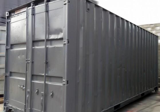 Locação de Container Canteiro de Obras Riviera de São Lourenço - Locação de Container Obra