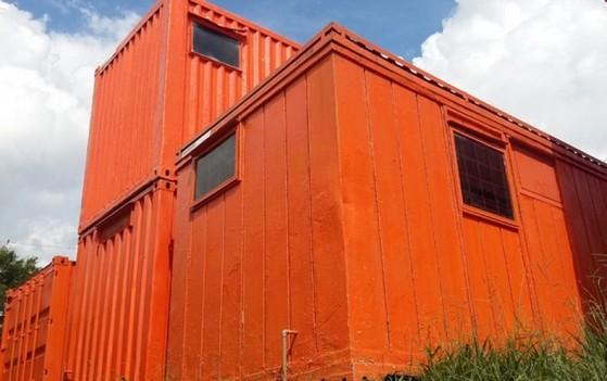 Locação de Container com Banheiro Sp São Sebastião - Locação de Container Marítimo