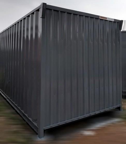 Locação de Container de Obra Civil Preço Iguape - Locação de Container Obra