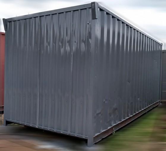 Locação de Container de Obra para Locação Lapa - Locação de Container de Obra