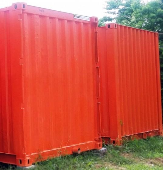 Locação de Container de Obra Guarujá - Locação de Container de Obra