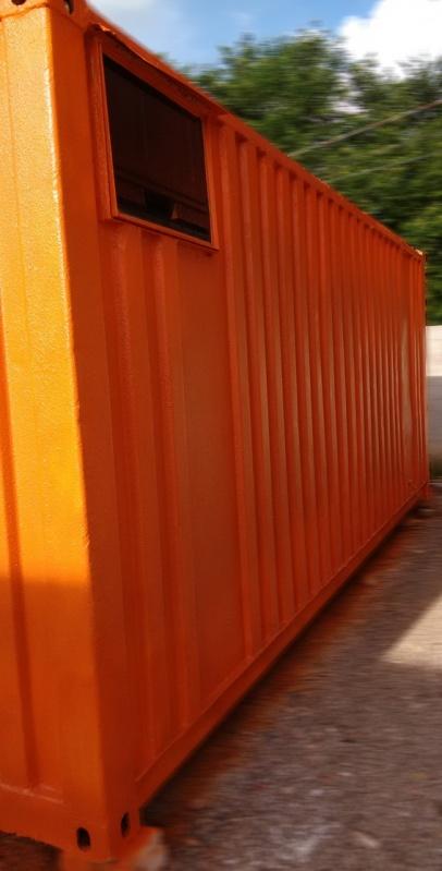 Locação de Container Depósito Preço Vila Buarque - Containers para Depósito