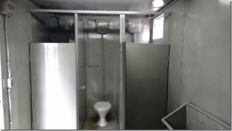 Locação de Container Escritório com Banheiro São Miguel Paulista - Container de Armazenamento