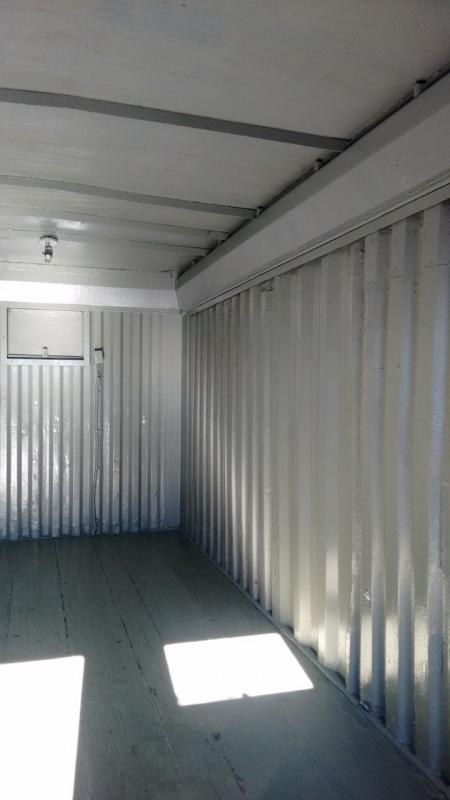 Locação de Container Habitacional Centro - Container para Armazenar Ração