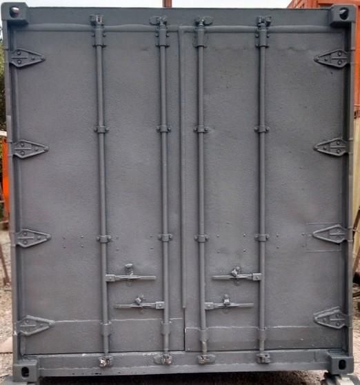 Locação de Container Obra Civil Preço Tucuruvi - Locação de Container de Obra