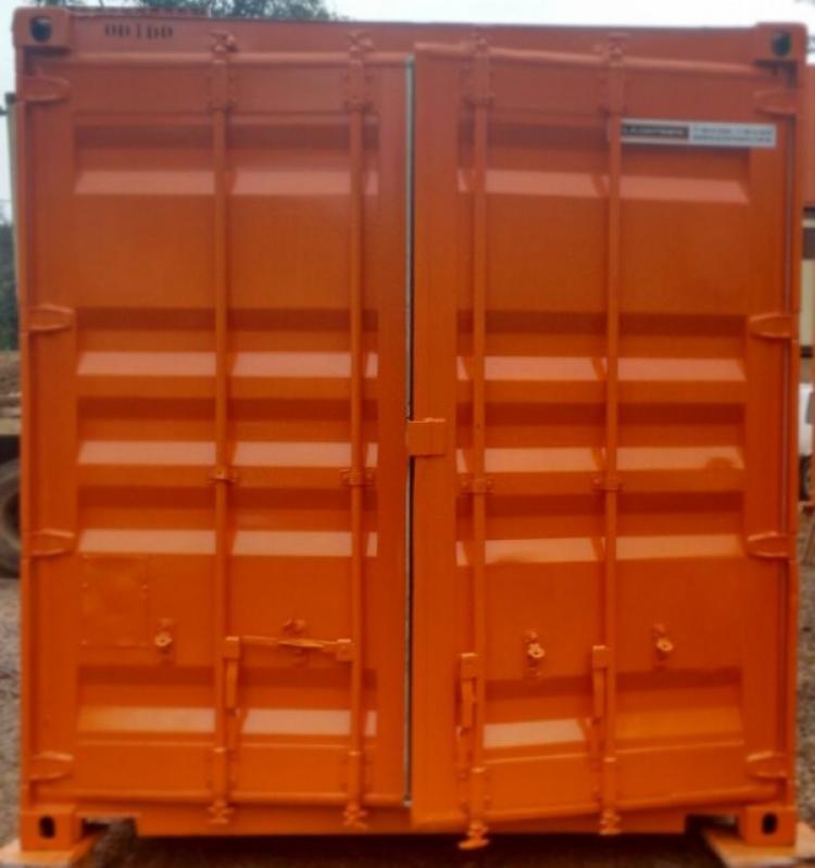 Locação de Container para Armazenar Ração Parque São Lucas - Container de Armazenamento