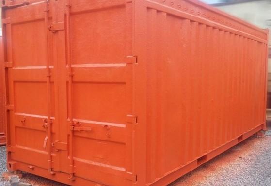Locação de Container para Construção Sp Campo Limpo - Locação de Container Marítimo