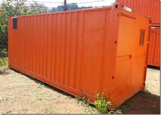 Locação de Container para Moradia Suzano - Container para Armazenar Ração