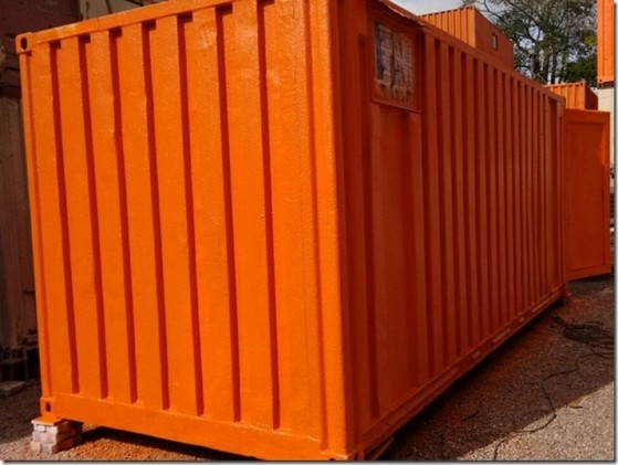 Locação de Container para Obras de Construção Ribeirão Pires - Container de Armazenamento de Carros