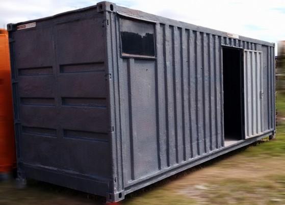 Locação de Containers Canteiro de Obra Americana - Locação de Container de Obra