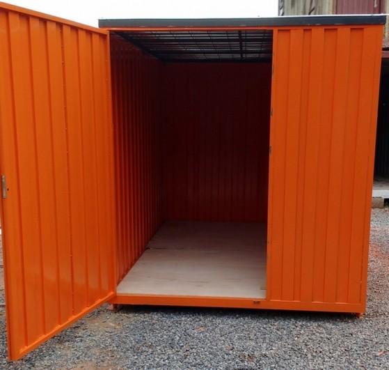Locação de Containers Desmontável para Obras Santa Isabel - Locação de Container de Obra