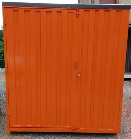 Quanto Custa Locação de Container Desmontável para Obras São Lourenço da Serra - Locação de Container de Obra
